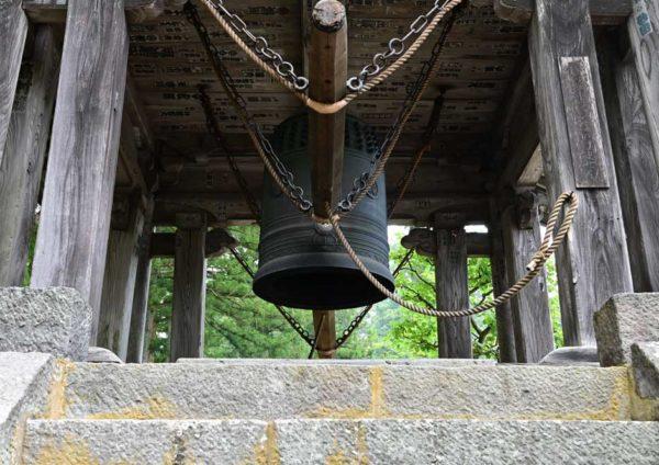8月4日(火)「平和の鐘」を行いました。