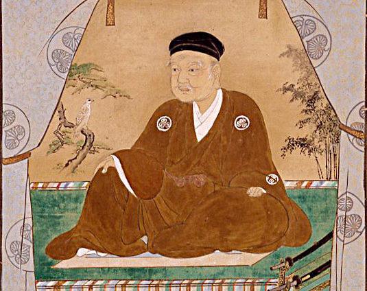 徳川家康公の肖像